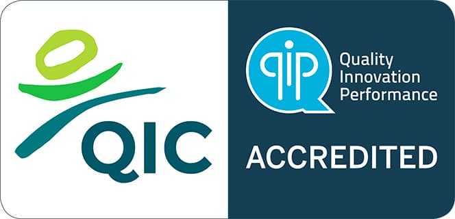 Accredited - Quality Innovation Performance (QIP)